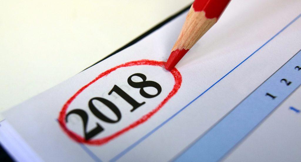 Konec roku 2018